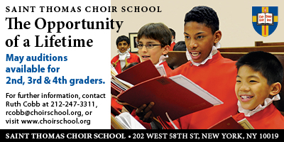 Saint Thomas Choir School