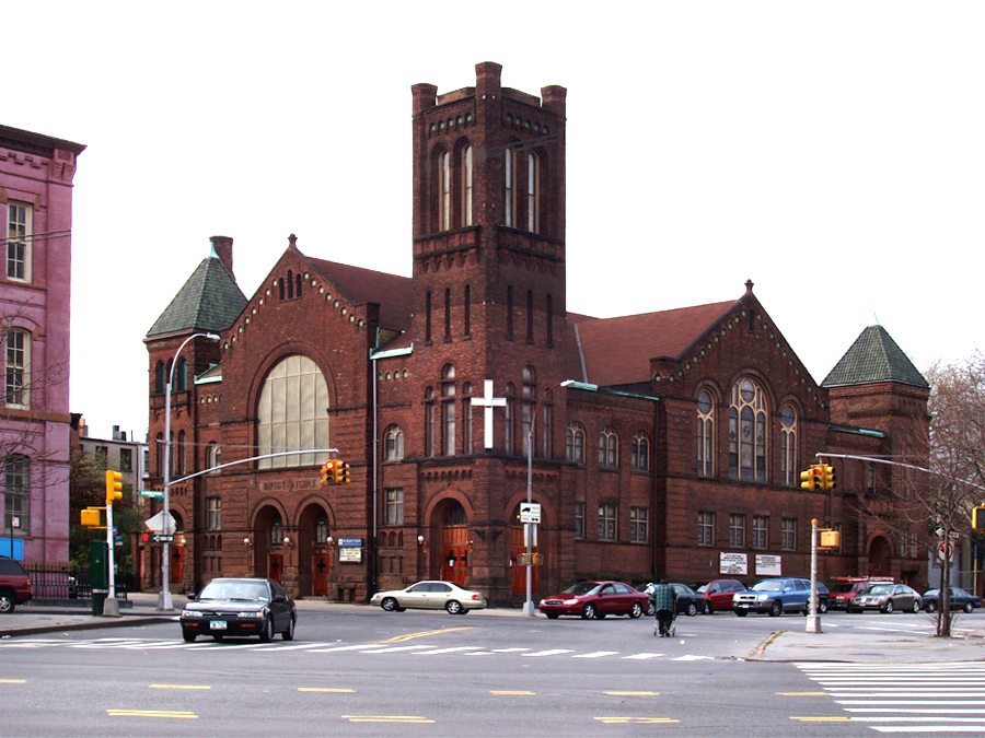 The Baptist Temple - Brooklyn, N.Y. (photo: Steven E. Lawson)