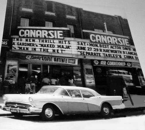 The Canarsie Theatre - Bronx, N.Y. (photo: Cinema Treasures)
