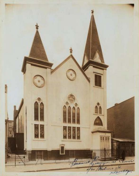 Emmanuel Evangelical Church (1931) - Brooklyn, N.Y.
