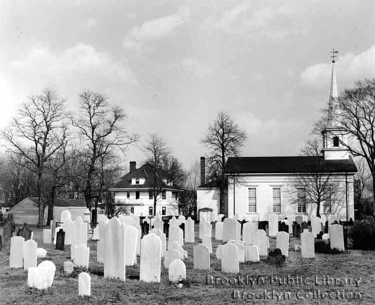 Flatlands Reformed Church and Graveyard - Brooklyn, NY