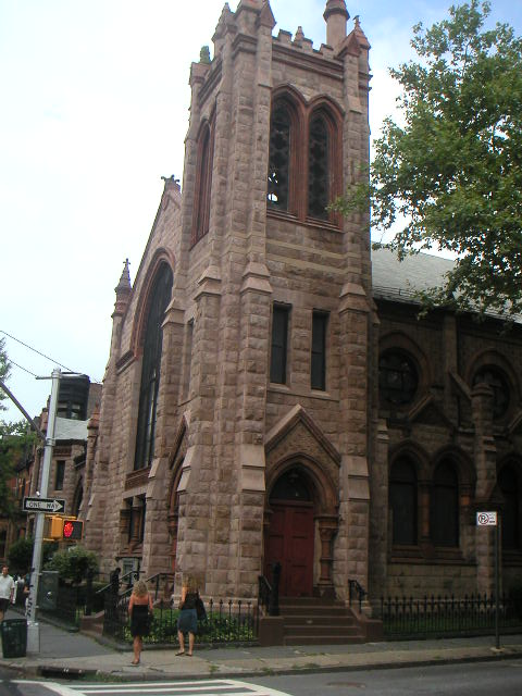 Grace United Methodist Church - Brooklyn, NY