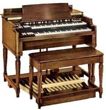 Hammond Musical Instrument Co. Model B3