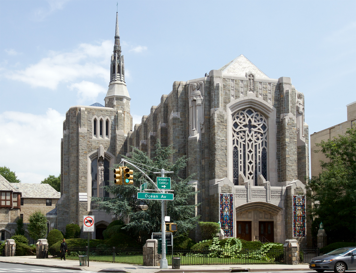 Church of Our Lady of Refuge - Brooklyn, N.Y. (photo: Joe Vitacco)