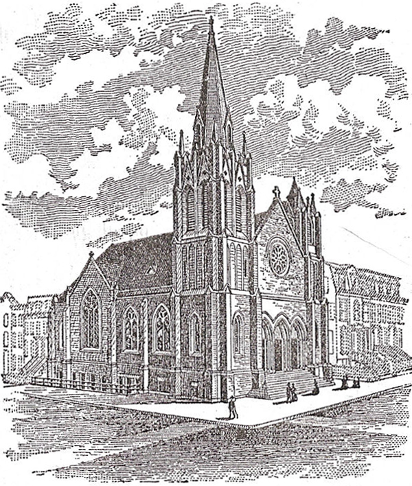 Lutheran Church of the Redeemer - Bedford Avenue, Brooklyn, N.Y.