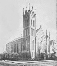 Simpson Methodist Episcopal Church - Brooklyn, NY