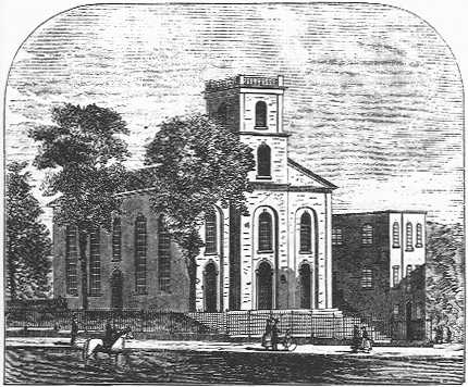 St. Ann's Episcopal Church (1824 building) - Brooklyn, NY