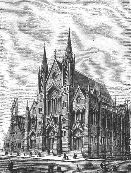 St. Ann's Chapel and Church (Episcopal) - Brooklyn, NY