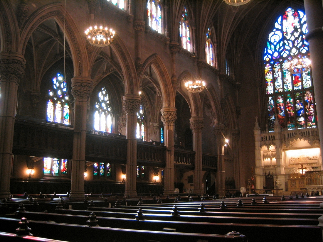Church of St. Ann & the Holy Trinity - Brooklyn Heights, New York (Photo: Steven E. Lawson)