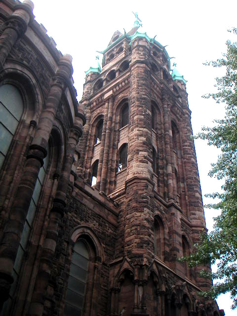 St. Augustine's Catholic Church - Brooklyn, N.Y. (New York Architecture Images website)