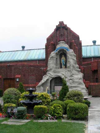 Shrine Church of St. Bernadette - Brooklyn, NY