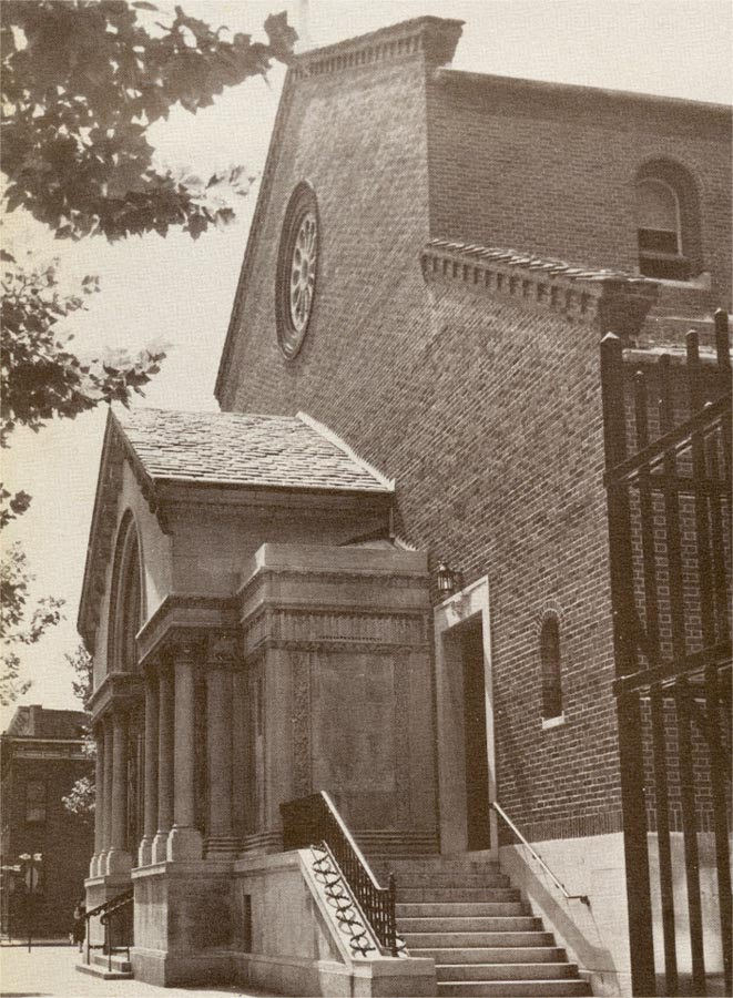 St. Brigid's Catholic Church - Brooklyn, N.Y. (photo: Jeff Scofield)