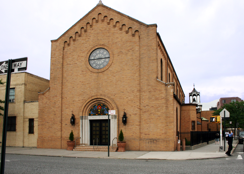 Roman Catholic Church of St. Francis of Paola - Brooklyn, NY (photo: Steven E. Lawson)