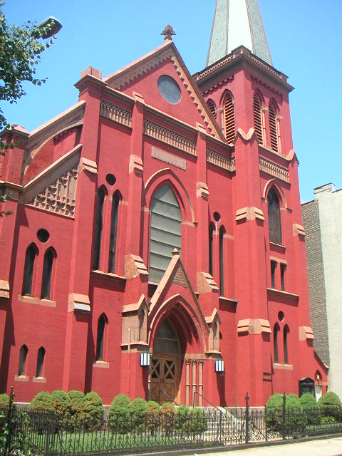 St. John German Evangelical Lutheran Church (Greenpoint) - Brooklyn, NY