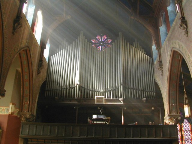 Austin Organ, Op. 479-A (1914) - St. Paul's Episcopal Church - Carroll Gardens, Brooklyn, New York