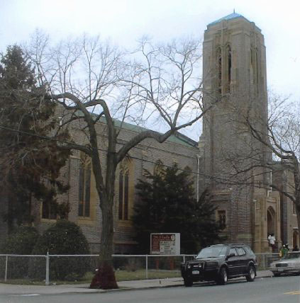 St. Paul United Methodist Church - Brooklyn, NY