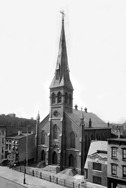 St. Peter Evangelical Lutheran Church - Brooklyn, NY