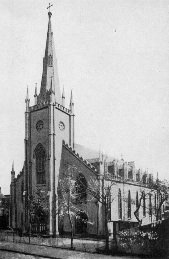 St. Peter & St. Paul Catholic Church - Brooklyn, N.Y. (photo: Keely Society)