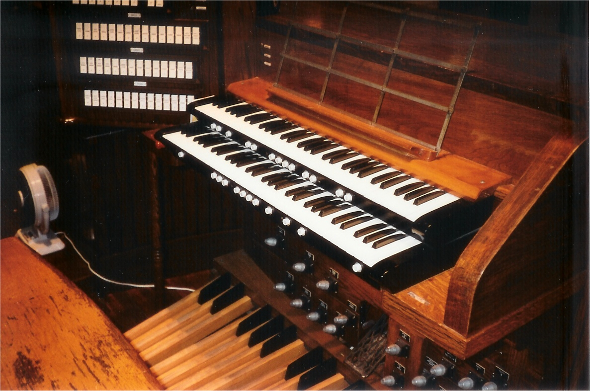 Wm. E. Baker Organ (1976) at Church of St. Saviour - Brooklyn, NY