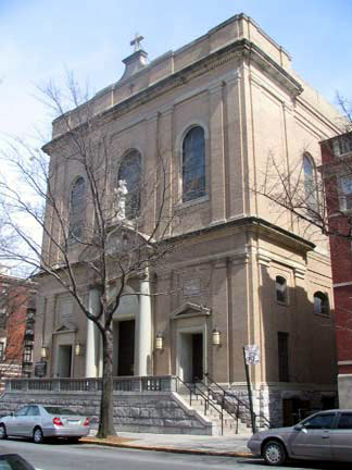 St. Saviour Roman Catholic Church - Brooklyn, NY