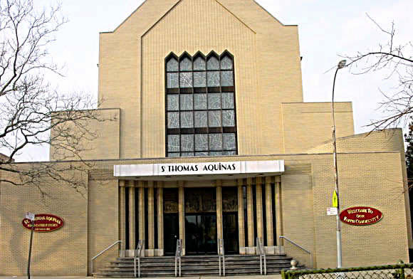 St. Thomas Aquinas Catholic Church - Flatlands, Brooklyn, NY