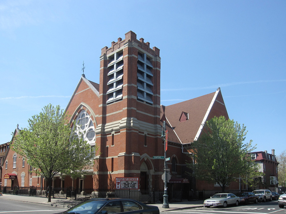 Stuyvesant Heights Christian Church - Brooklyn, N.Y.