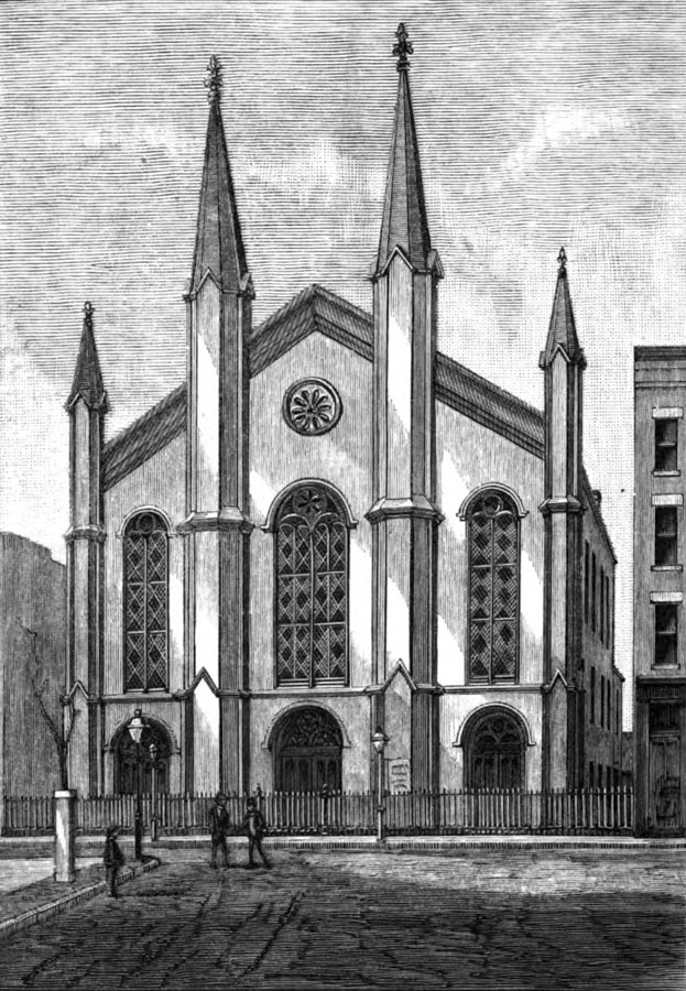 Tabernacle Methodist Episcopal Church - Brooklyn, N.Y.