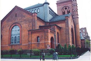 Union United Methodist Church - Brooklyn, N.Y. (photo: Bridge and Tunnel Club)