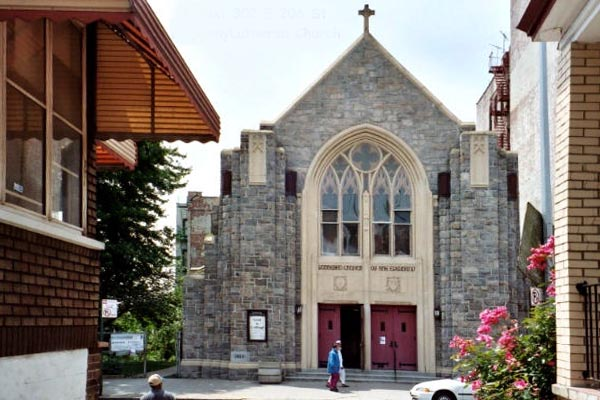 The Evangelical Lutheran Church of the Epiphany - Bronx, NY