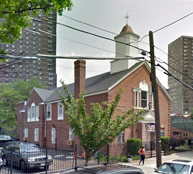 Epworth United Methodist Church - The Bronx, N.Y.