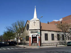 First Congregational Church of Morrisania (Bronx), New York