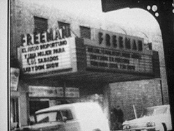 Freeman Theatre - The Bronx, N.Y. (photo: Cinema Treasures)