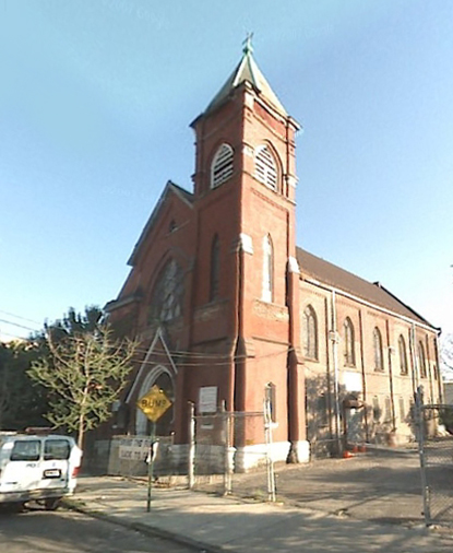 Greater Victory Baptist Church - Bronx, N.Y.