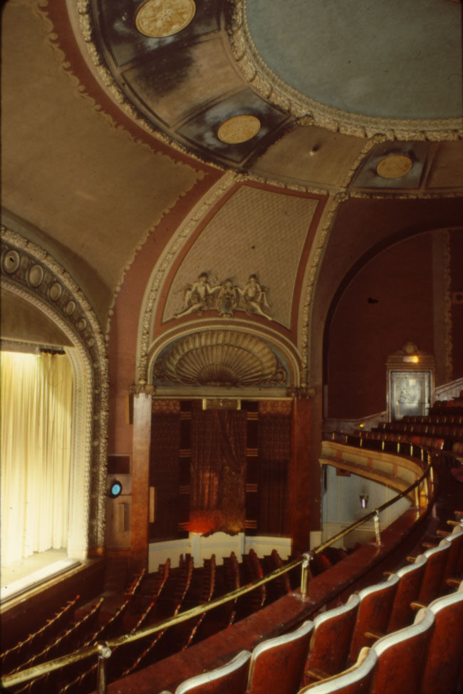 Loew's Boulevard Theatre - Bronx, N.Y. (credit: ALWB Collection)