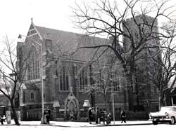 Episcopal Church of the Mediator - Bronx, NY (photo: Archives of Diocese of New York)