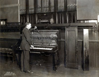 J.H. & C.S. Odell & Co. Organ, Op. 422 (1906) in the New York Institution for the Blind - New York City