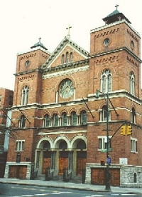 Our Lady of Mt. Carmel Church - Bronx, New York