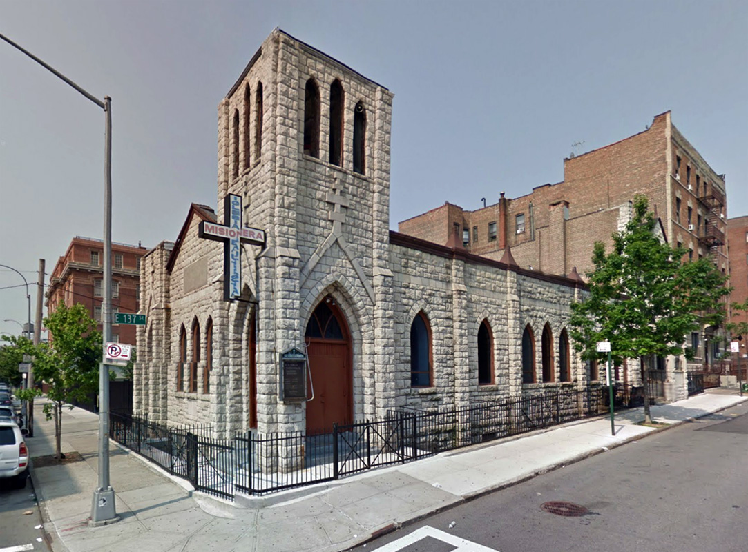 Spanish Missionary Baptist Church - The Bronx, N.Y.