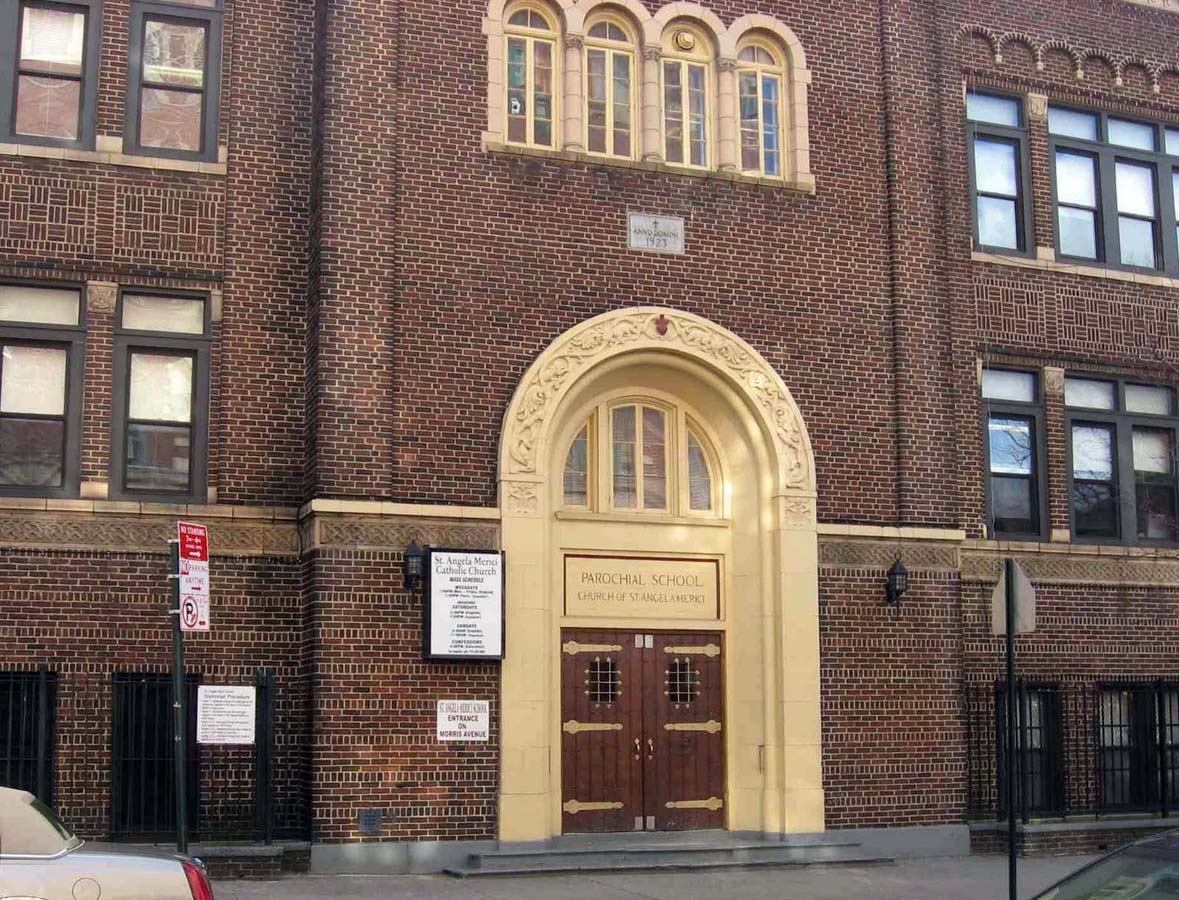 St. Angela Merici Catholic Church - The Bronx, NY (Bronx Catholic Blog)