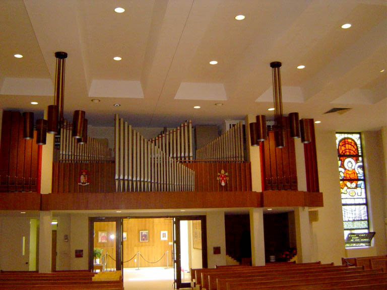 Delaware Organ (1975) at St. Anthony Catholic Church - Bronx, N.Y.