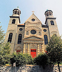 Church of St. Augustine (Catholic) - Bronx, N.Y. (Catholic New York)