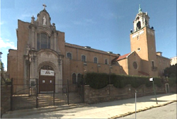 Roman Catholic Church of St. Roch - The Bronx, N.Y.