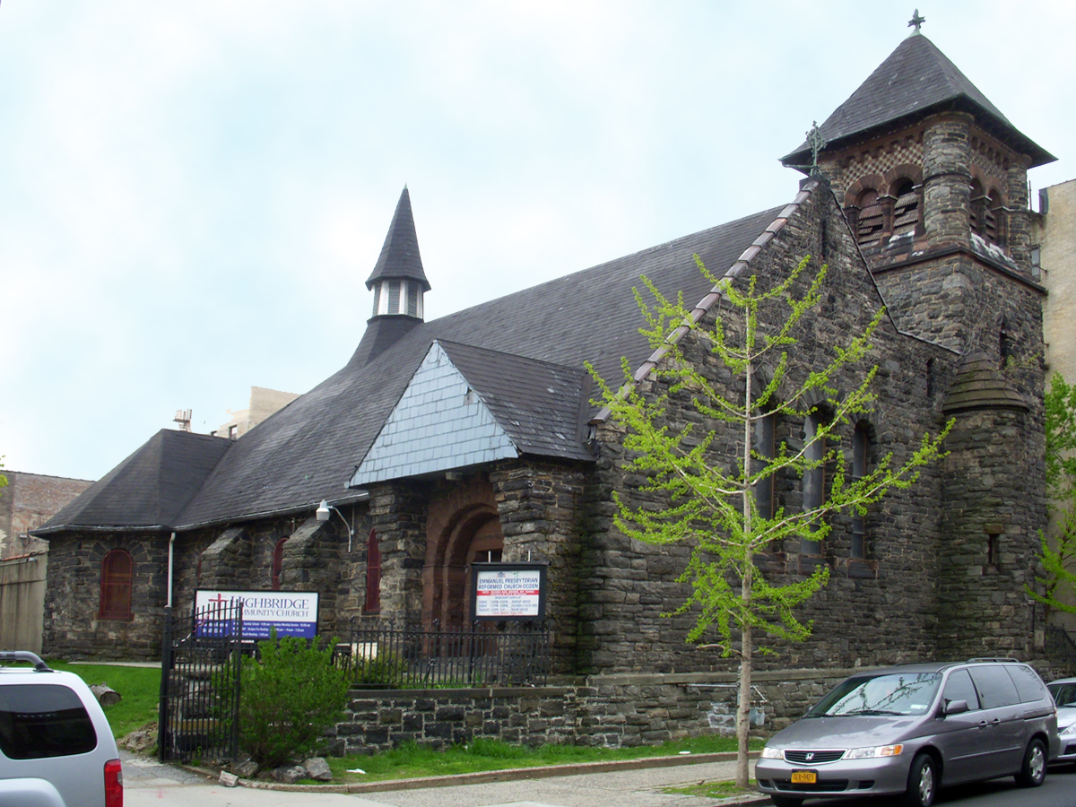 Highbridge Community Church - Bronx, N.Y.
