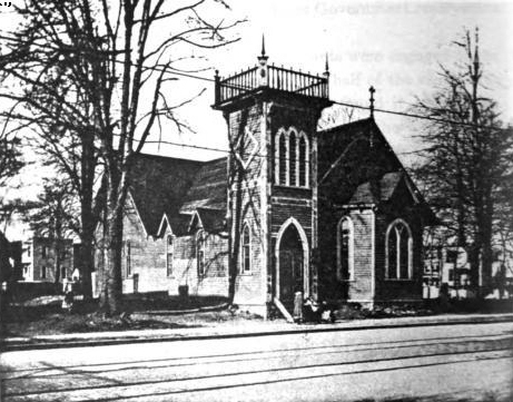 Westchester Methodist Episcopal Church - Tremont Avenue, Bronx, N.Y. (c.1906)