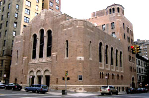 Congregation Ansche Chesed - New York City