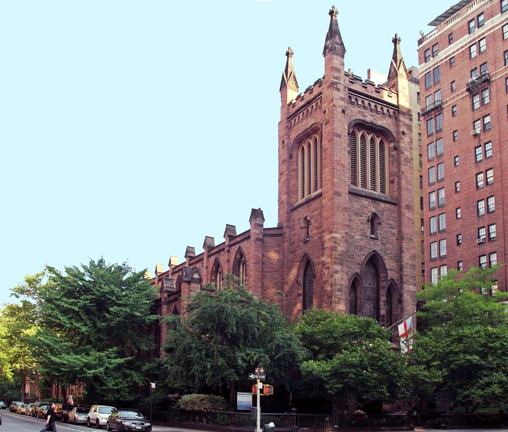 Church of the Ascension - NYC (Photo: John Rust)