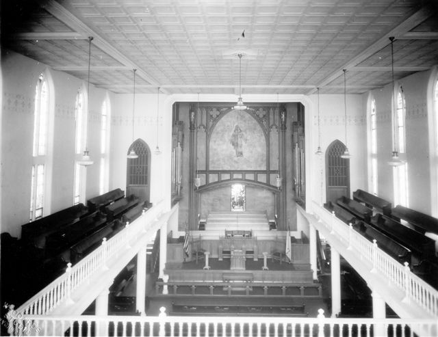 Casavant Freres organ, Op. 1516 (1935) in Bethel A.M.E. Church - New York City (photo: Casavant Freres)