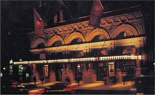 Carnegie Hall - New York City