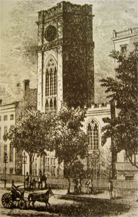Church of the Messiah (1839), 728 Broadway, New York City (Photo: The Community Church of New York)