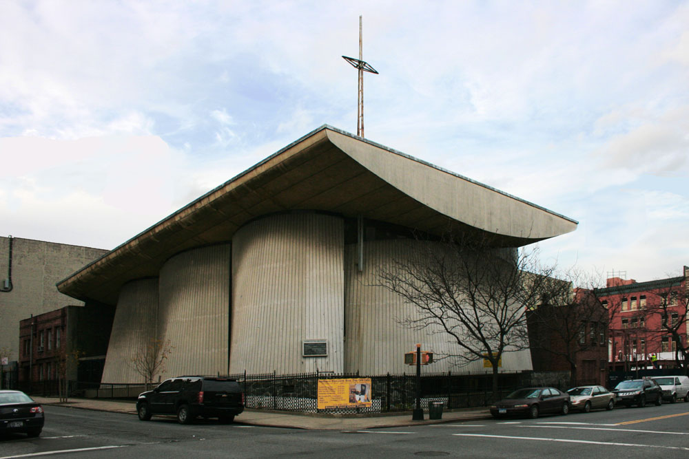 Episcopal Church of the Crucifixion - New York City